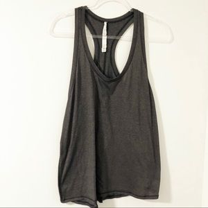 Lululemon Sweat It Out Racerback Tank Top